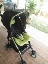 รถเข็นเด็ก Aprica Stick สีเขียวดำ รหัสสินค้า : C0023