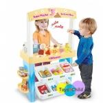 Mini Ice Cream Shop ชุดโต๊ะแคชเชียร์ ขายไอศครีม ราคาถูก