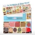 The balm NUDE eyeshadow palette เซตเเต่งหน้ารวมคอลเลคชั่นสุดฮิตของเดอะบาล์มทั้งหมดไว้ในหนึ่งเดียว ปัดเเก้ม+บลอนเซอร์+ทาตา+ลิป ส่ง 270 บาท