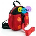 เป้จูงเด็กกันหลง เต่าทองสีแดง Kid Keeper Backpack ราคาถูก
