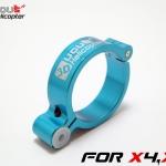 Tail Push Rod X4,X5 (Blue)