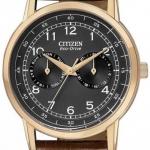 นาฬิกาผู้ชาย Citizen Eco-Drive รุ่น AO9003-08E, Multi-Dial Calendar Elegant
