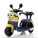 รถแบตเตอรี่ มินเนี่ยน สำหรับเด็ก MINIONS Motorcycle ราคาถูก