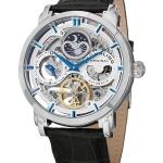 นาฬิกาผู้ชาย Stuhrling Original รุ่น 371.01, Anatol Automatic Dual Time