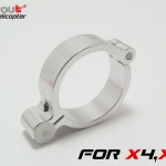 Tail Push Rod X4,X5 (Silver)