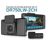 BlackVue DR750LW-2CH 16GB Full HD Dashcam Car Dashboard Camera LCD WiFi NEW