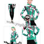 ชุดปั่นจักรยาน แขนยาว Mercu Sycling เขียว