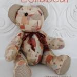 ชุดคิทตุ๊กตาหมี Lulla Bear
