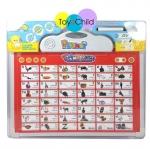 กระดานสอนภาษา Playmat Thai-English Learning garden 2 in 1 ราคาถูก