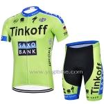 ทีม SAXO BANK สีเขียว