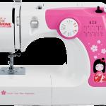 จักรเย็บผ้า รุ่น OMJ639XS (Sakura Chan) - ระบบแมคคานิค