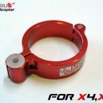 Tail Push Rod X4,X5 (RED)