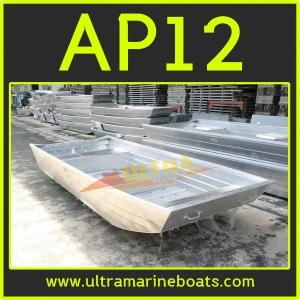 เรือท้องแบน รุ่น AP12