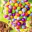 องุ่นสีรุ้ง Rainbow Grape / 10 เมล็ด thumbnail 1