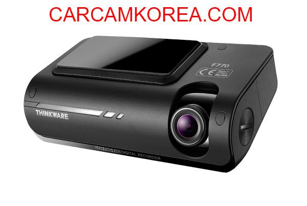 สุดยอดกล้องติดรถยนต์ Thinkware F770 Super Night Vision / Time Lapse ตัว TOP จาก THINKWARE ..