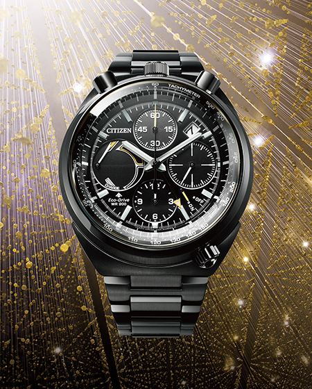 ee13d762d9c Citizen AV0077-82E นาฬิกาผู้ชาย Citizen 100th Anniversary BaselWorld Promaster  Tsuno Racer Eco-Drive Limited 3