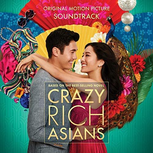 Crazy Rich Asians (2018) (พากษ์อังกฤษ/ซับไทย/ซับอักฤษ) - BMine DVD ...