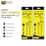 สายชาร์จ ENYX Hyper Charging Cable iPhone 2.1A Fast Charge
