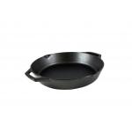 Lodge กระทะเหล็กหล่อ Cast iron pan ขนาด 12 นิ้ว/30.4 ซม.