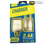 ENYX Charger set ชุด Adapter 2.4A พร้อมสายชาร์จ Micro USB
