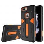 เคส iPhone 7 Plus Nilkin Defender Ⅱcase - สีดำ/ส้ม