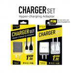 ENYX Charger set ชุดสายชาร์จพร้อม Adapter Hyper Charging