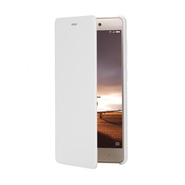 เคส Xiaomi Redmi 3 Pro / 3S Flip Case - สีขาว (ของแท้)