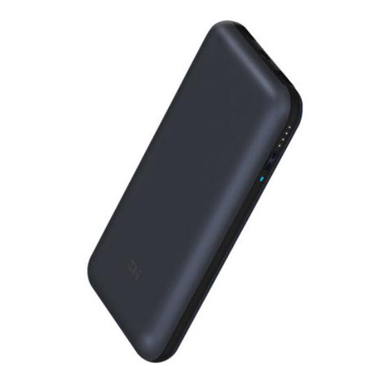 Xiaomi ZMI 10 Power Bank with USB Hub (15000mAh)