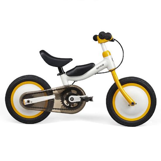 Xiaomi QiCycle Children Bike - จักรยานเด็ก 2 ระบบ (ขาว/เหลือง) (พร้อมส่ง)