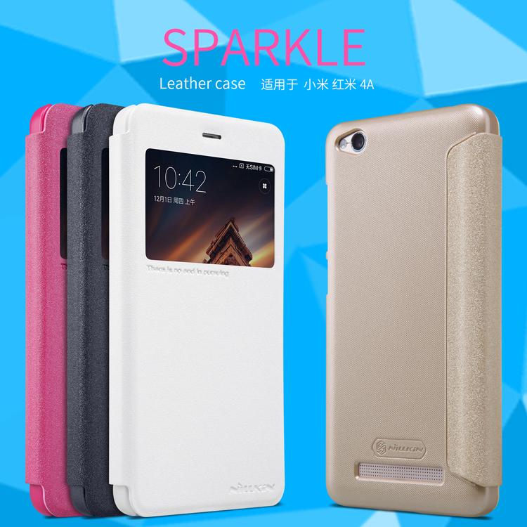 เคส Xiaomi Redmi 4A Nillkin Sparkle Leather Case