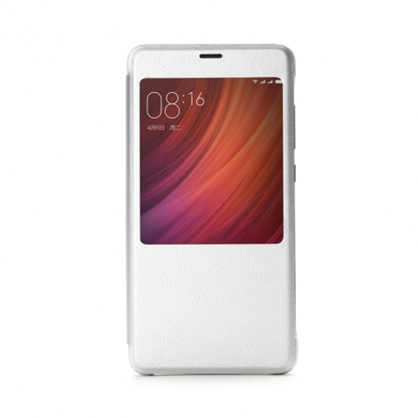 เคส Xiaomi Redmi Pro Smart Flip Case - สีเงิน (ของแท้)