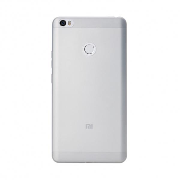 เคส Xiaomi Mi Max Silicone Protective Case สีใส