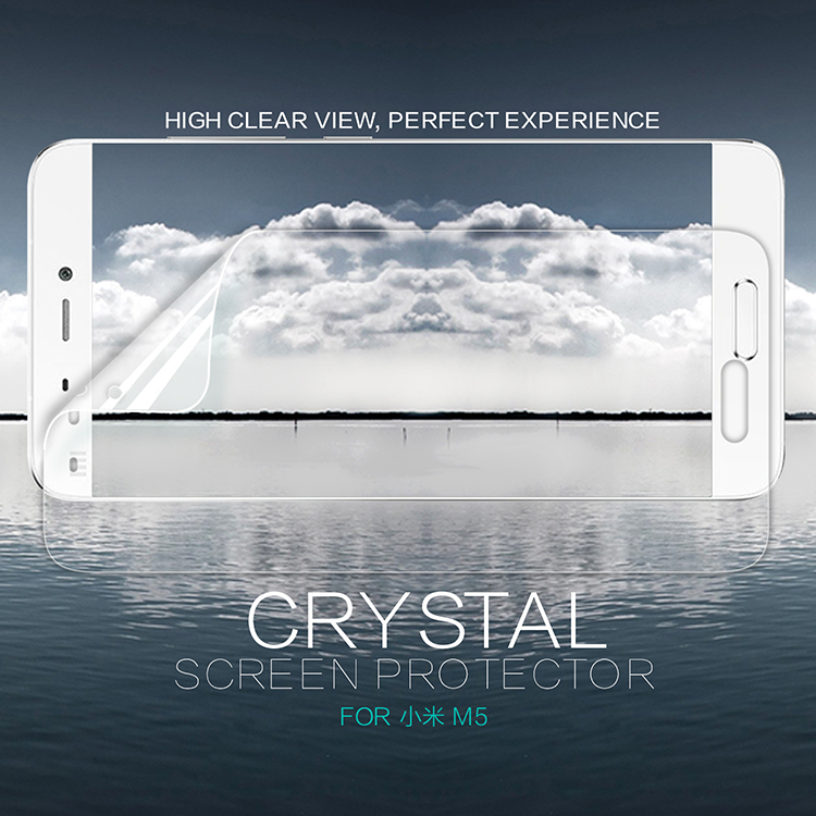 ฟิล์มกันรอยใส Nillkin Super Clear สำหรับ Xiaomi Mi 5