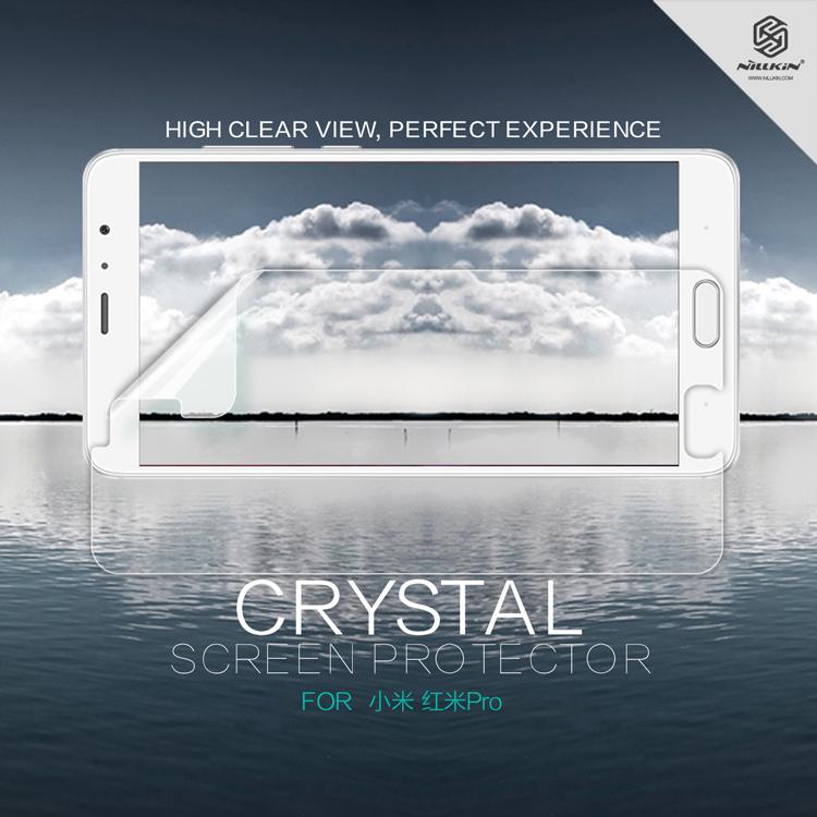 ฟิล์มกันรอยใส Nillkin Super Clear สำหรับ Xiaomi Redmi Pro
