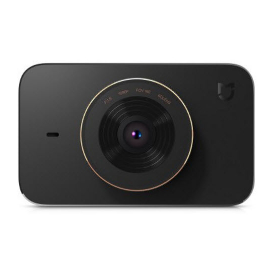 กล้องติดรถยนต์ Xiaomi Mijia Car DVR Camera