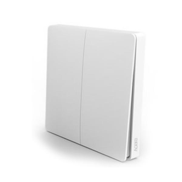 Xiaomi Aqara Wireless Switch (Two Buttons) - สวิทซ์ไฟไร้สาย (2 ปุ่ม)