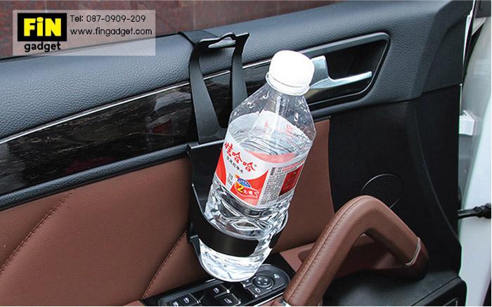 ขายที่แขวนแก้ว ขวดน้ำติดข้างกระจกและหลังเบาะนั่งในรถ