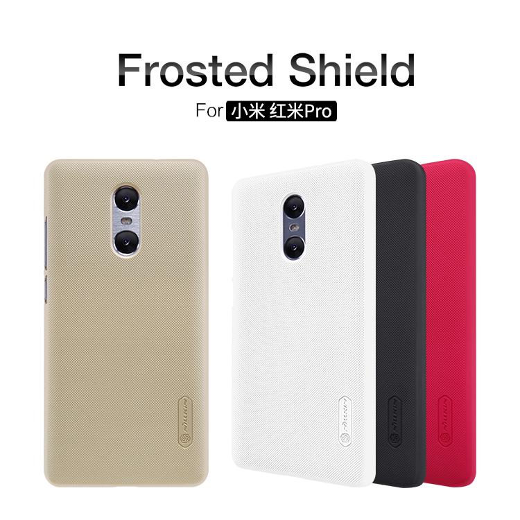 เคส Xiaomi Redmi Pro Nilkin Super Frosted Shield (ฟรี ฟิล์มกันรอยใส)