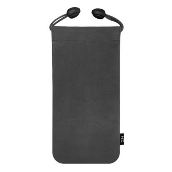 Zmi Storage Bag - ถุงผ้าโพลีเอสเตอร์ สีเทาเข้ม