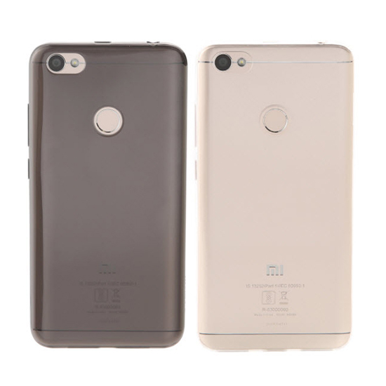 เคส Xiaomi Redmi Note 5A Prime (Redmi Y1) Soft Case (ของแท้)