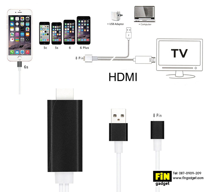 HDTV Cable iPhone