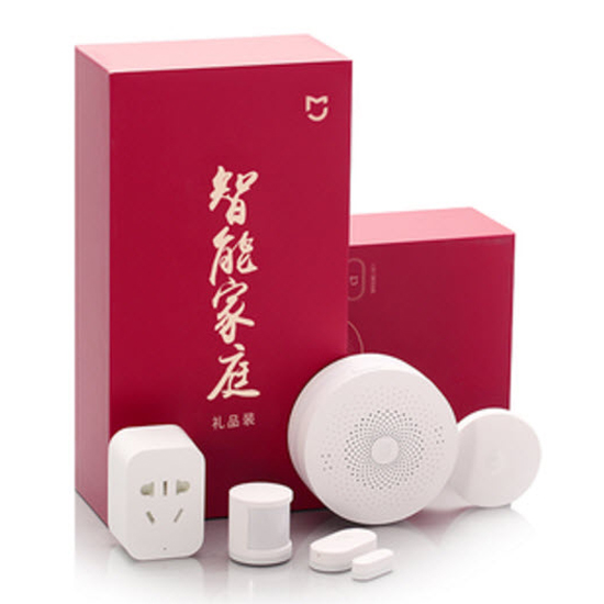 Xiaomi 5 in 1 Smart Home Kit - ชุดอุปกรณ์บ้านอัจฉริยะ (5 in 1)