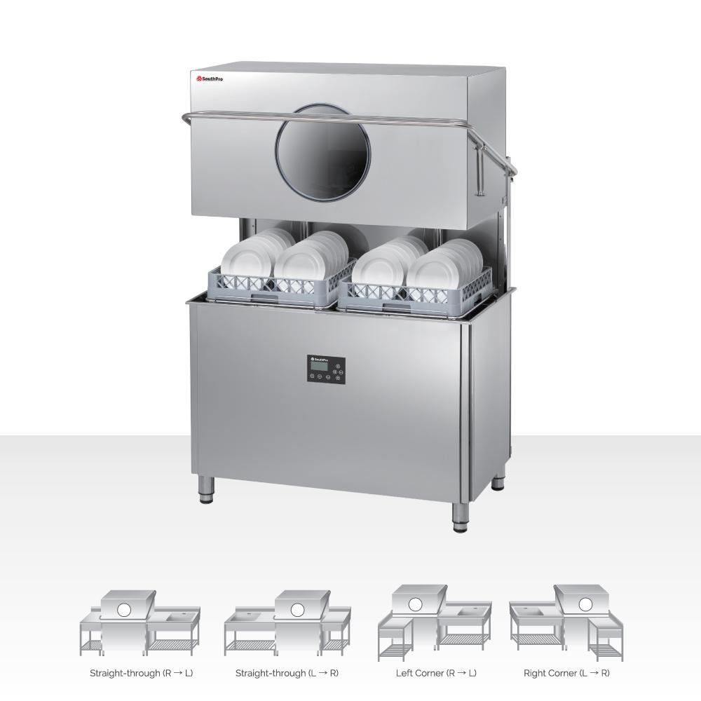 เครื่องล้างจาน Made in KOREA รุ่น SPJ-1003 ล้าง 1 นาที / 30 จาน (1 ชั่วโมง / 3,600 จาน)