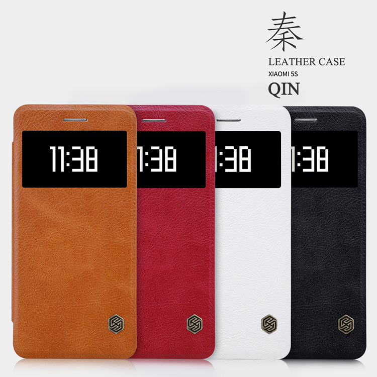 เคส Xiaomi Mi 5s NILLKIN Qin Leather Case