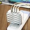 ที่ชาร์จ Remax 4 USB RP-U41 Wave
