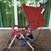รถเข็นเด็ก Combi สีแดงเลือดหมู รหัสสินค้า : C0031