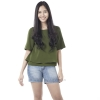 เสื้อให้นม Phrimz : Cindy Breastfeeding Top - Fern