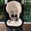 คาร์ซีทมือสอง Aprica รุ่น Turn Bed สีดำมีหมวก รหัสสินค้า : S0003