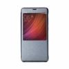 เคส Xiaomi Redmi Pro Smart Flip Case - สีเทาดำ
