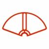 Mi Drone Protection Frame - กรอบกันใบพัดสำหรับโดรนเสี่ยวหมี่ (4 ชิ้น)